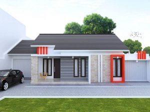 Konsep Desain Rumah Minimalis 1 Lantai