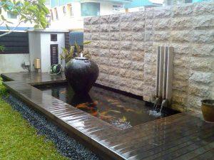 Desain Konsep Kolam Minimalis Dalam Rumah