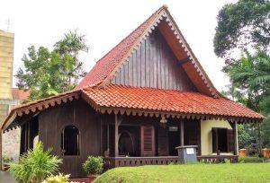 Beberapa Rumah Adat Yang Ada di DKI Jakarta