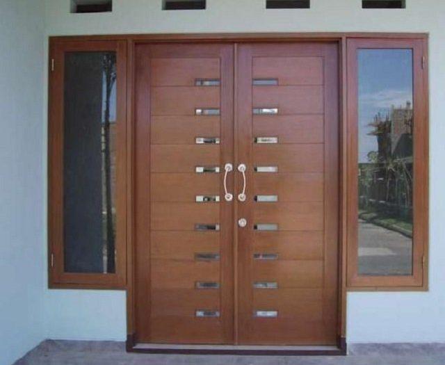 Model Pintu Rumah Minimalis Terkini yang Mewah dan Elegan