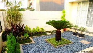 7 Tips Membuat Taman Depan Rumah Sederhana
